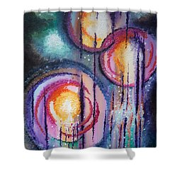 Mind Over Matter Shower Curtain