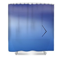 Minimalistic Shower Curtain