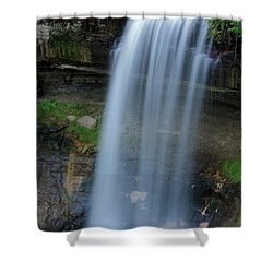 Minnehaha Falls Shower Curtain