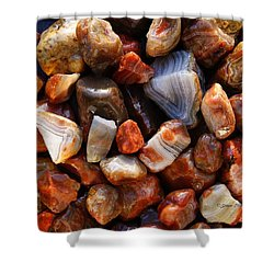 Minnesota Gems Shower Curtain