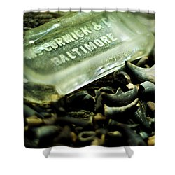 Miocene And Mccormick Shower Curtain