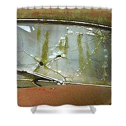 Missed Shower Curtain by Jean Noren