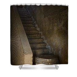 Mission San Antonio De Padua Jolon Ca Shower Curtain