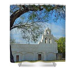 Mission San Juan Shower Curtain
