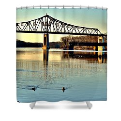 Mississippi Shower Curtain