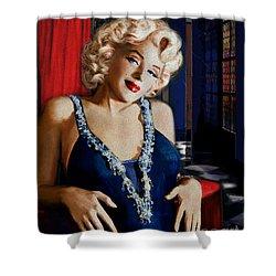Mm 126 D 2 Shower Curtain
