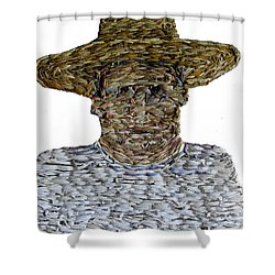 Mm002 Shower Curtain