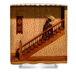 Mm003 Shower Curtain