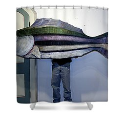 Mm005 Shower Curtain