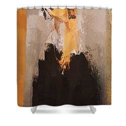 Modern From Classic Art Portrait - 088a Shower Curtain by Variance Collections