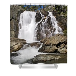 Modjesku Falls Shower Curtain