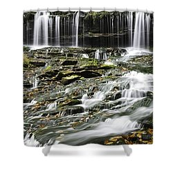 Mohawk Falls 2 Shower Curtain