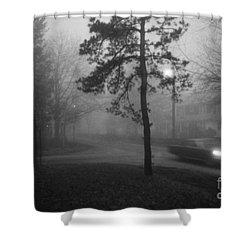 Shower Curtain featuring the photograph Moisture by Steven Macanka