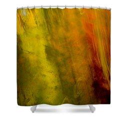 Mojo Shower Curtain by Darryl Dalton