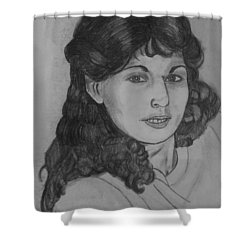 Mom 1988 Shower Curtain by Justin Moore