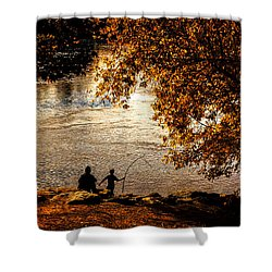 Moments To Remember Shower Curtain by Bob Orsillo