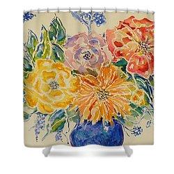 Bouquet Of Love Shower Curtain