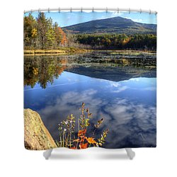 Monadnock Reflections Shower Curtain
