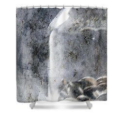 Money In A Jar Shower Curtain by Skip Nall