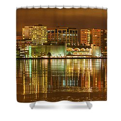 Monona Terrace Madison Wisconsin Shower Curtain