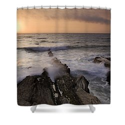 Montana De Oro 2 Shower Curtain