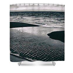 Montauk Patterns Shower Curtain
