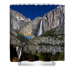 Moonbow Shower Curtain