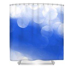Moondance Shower Curtain