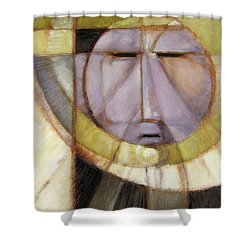 Moonmask Shower Curtain