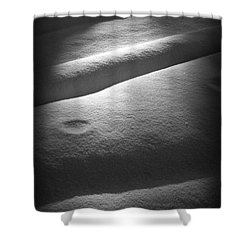 Moonscape Shower Curtain by C Ray  Roth