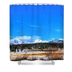 Moraine Park 4151 Shower Curtain