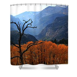 Moraine Park Shower Curtain