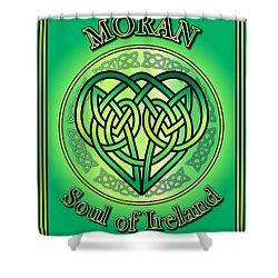Moran Soul Of Ireland Shower Curtain