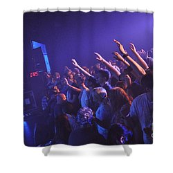 Moriah Peters-7105 Shower Curtain by Gary Gingrich Galleries