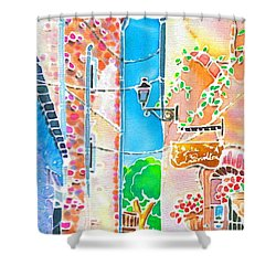 Morning Air  Shower Curtain