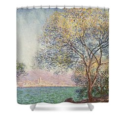 Morning At Antibes Shower Curtain