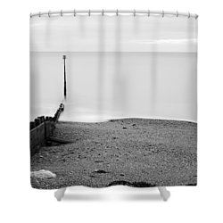 Morning At Kingsdown Shower Curtain
