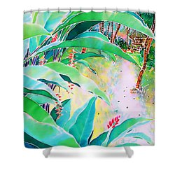 Morning Dew Shower Curtain