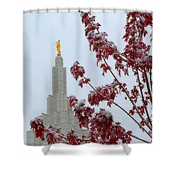 Moroni Shower Curtain
