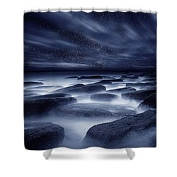 Morpheus Kingdom Shower Curtain