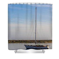 Morro Bay 2 Shower Curtain