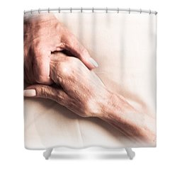 Mother And Daughter 2 Shower Curtain