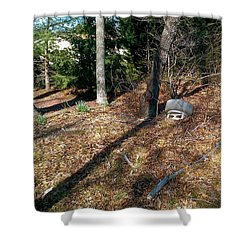 Mother Nature Shower Curtain by Amazing Photographs AKA Christian Wilson