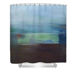 Motion Window Shower Curtain