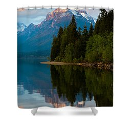 Mount Cannon Shower Curtain