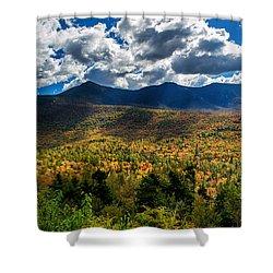 Mount Osceola 1 Shower Curtain