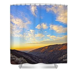 Mountain Soup Shower Curtain