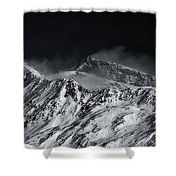 Mountainscape N. 5 Shower Curtain