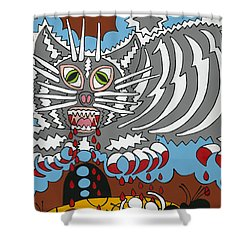 Mouse Dream Shower Curtain