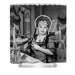 Movie Star Mae West Shower Curtain by Underwood Archives